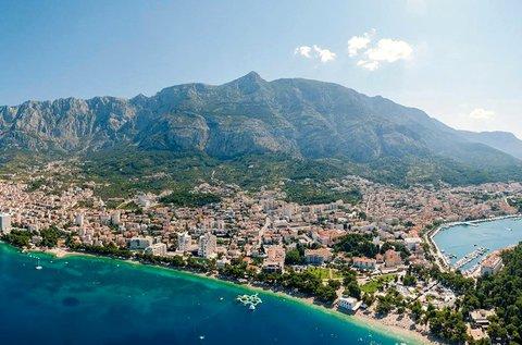 1 hetes tengerparti nyaralás a Horvát Riviérán