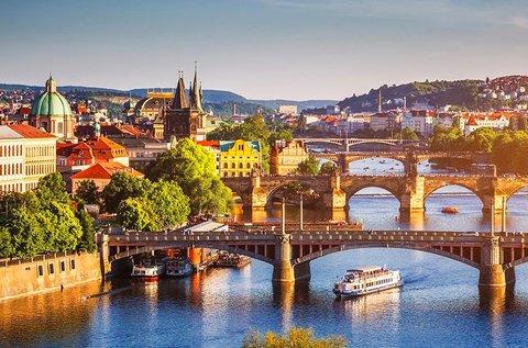 3 napos családi kiruccanás a száztornyú Prágába