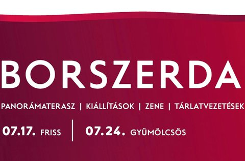 Borszerda est a Magyar Nemzeti Galériában