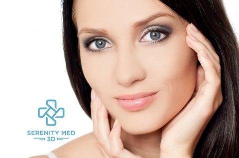 Serenity MED 3D HIFU ránctalanítás arcon és tokán