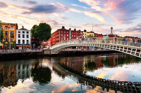 4 napos őszi városlátogatás Dublinban repülővel