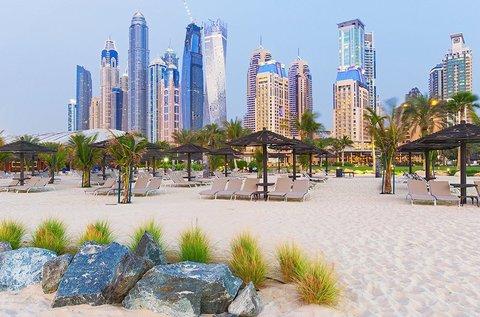 Év végi látogatás a legek városában, Dubaiban