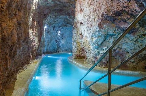 1 hetes nyaralás Miskolcon Barlangfürdő belépővel
