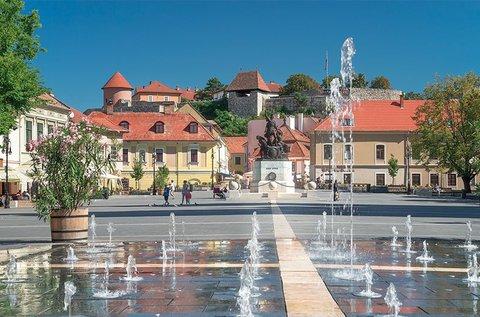 3 napos barangolás Eger barokk belvárosában