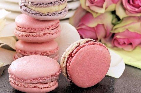 Macaron készítő kurzus organikus alapanyagokból