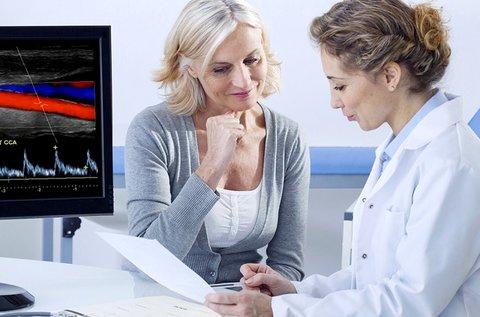 Ultrahang szűrőcsomag hölgyeknek lelettel