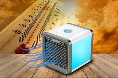 Handy Cooler léghűsítő vízpermetező funkcióval