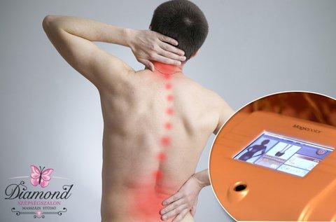 Magicpolar izomlazítás hát- és derékfájdalom ellen