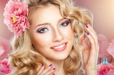 Szépítő spa arcápoló csomag 13 kezeléssel