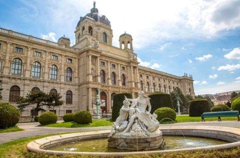 3 napos kikapcsolódás fürdő használattal Bécsben