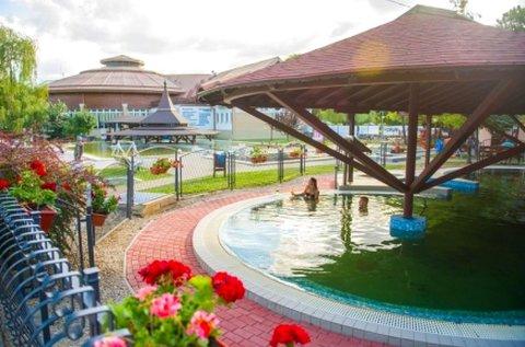 Balmazújvárosi feltöltődés gyógyfürdő használattal