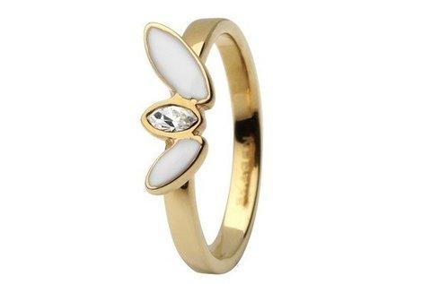 Skagen aranyszínű női gyűrűk több méretben