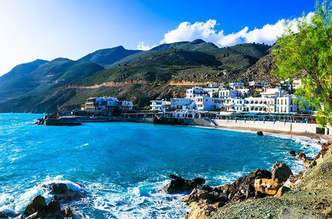 All inclusive nyaralás a gyönyörű Kréta szigetén