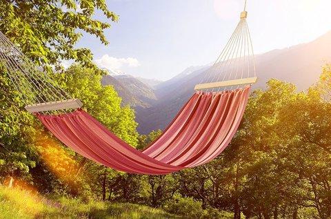 Békés feltöltődés erdei környezetben a Mátrában