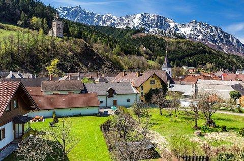 Alpesi napok Stájerország szívében fürdőbelépővel