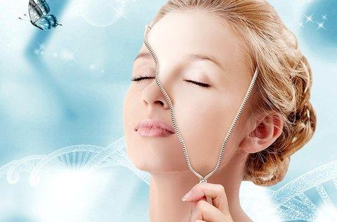 SpaTech oxigén és kollagén infúziós arcfiatalítás