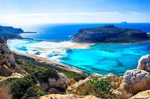 8 napos nyár végi vakáció Kréta szigetén repülővel