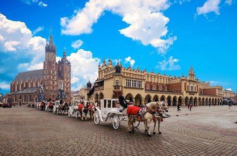 Élményteli buszos utazás Lengyelországban