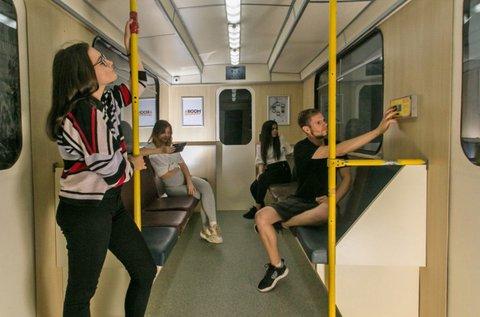 Szuper realisztikus Metro szabadulós játék