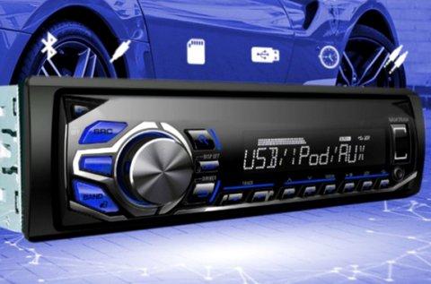Adivox Pro bluetooth-os autórádió fejegység