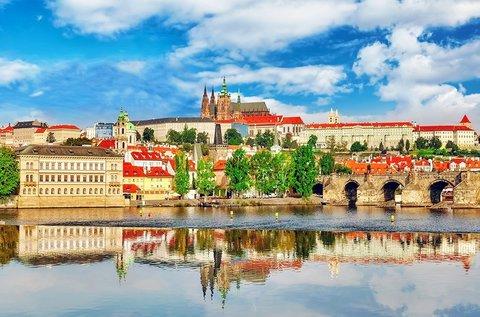 Mesés pihenés szeptember végéig Prágában