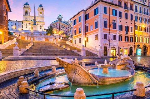 3 napos őszi barangolás Rómában, hétvégén is