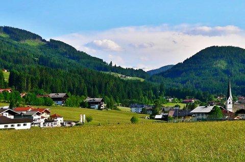 4 napos alpesi pihenés kora őszig Ausztriában