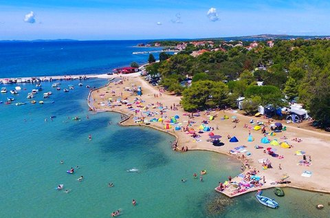 4 napos nyaralás akár 5 főnek Privlaka tengerpartján