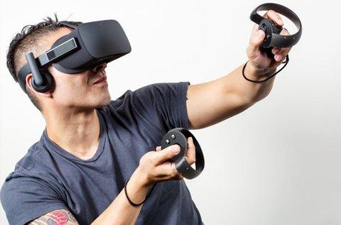 1 óra VR játék élmény 1 főnek Szigetszentmiklóson