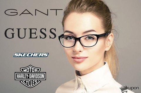 Komplett szemüveg készítés divatos kerettel