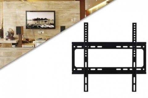 TV tartó fali konzol mini vízmértékkel