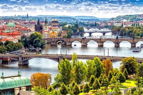 3 napos kikapcsolódás a cseh fővárosban, Prágában