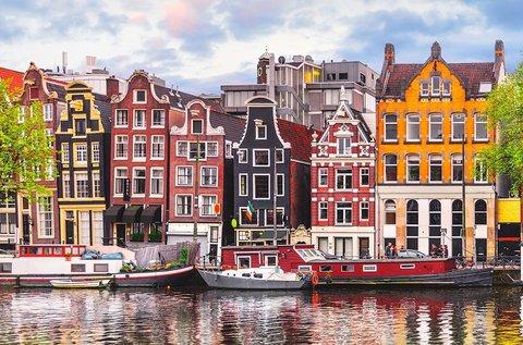 Őszi barangolás az elbűvölő Amszterdamban
