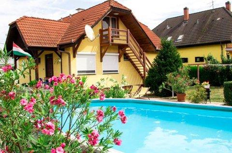 5 napos őszköszöntő pihenés Balatonmáriafürdőn