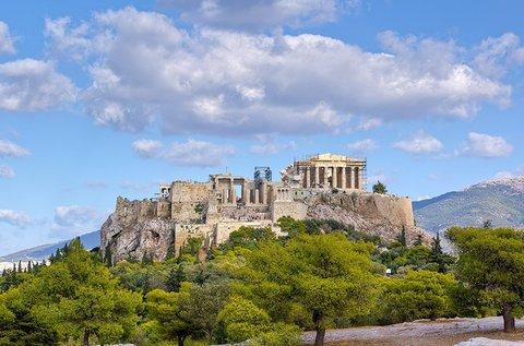 Barangolás az ókori kultúra fővárosában, Athénban