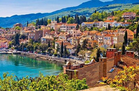 5 napos mediterrán körutazás a mesés Isztrián