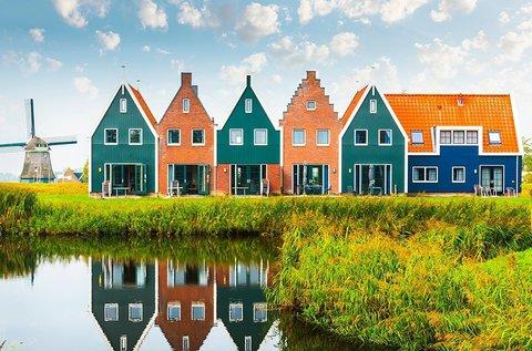 3 napos hangulatos pihenés Amszterdam mellett