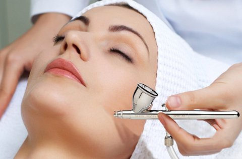 OxygenJet bőrfeltöltő ampullás spray kezelés