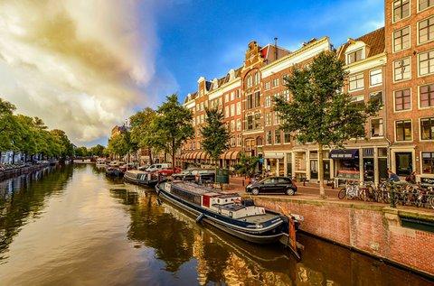 3 napos családi pihenés év végéig Amszterdamban