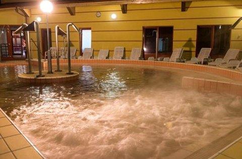 3 napos lazítás élményfürdő belépővel Celldömölkön