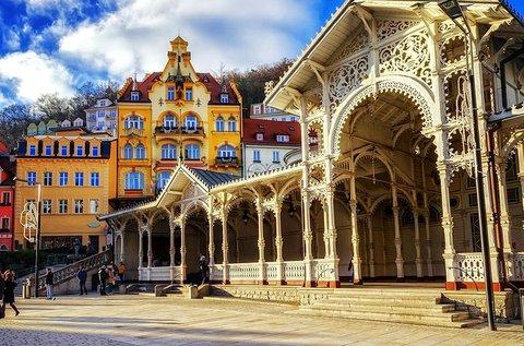 3 napos kikapcsolódás novemberig Karlovy Varyban