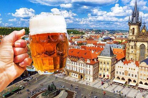 Élménydús hosszú hétvége Prágában, buszos úttal