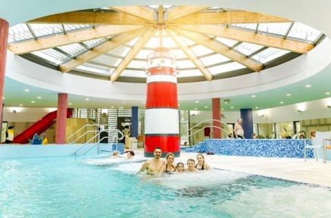 Lazító napok termálfürdő belépővel Lentiben