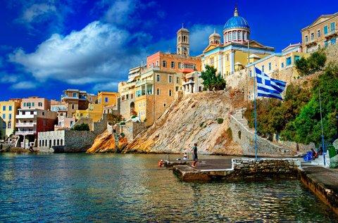 1 hetes all inclusive vakáció Rodosz szigetén