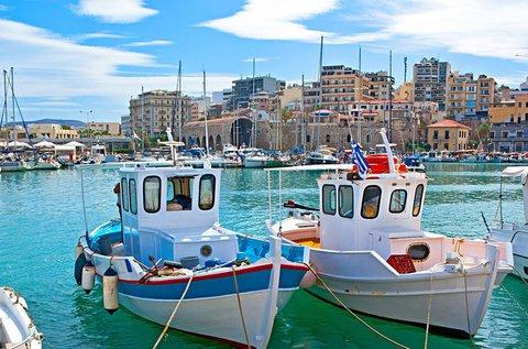 8 napos felhőtlen nyaralás Kréta szigetén repülővel