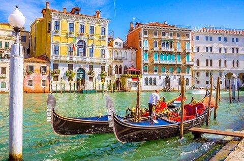 Látogass el a gondola fesztiválra, Velencébe!