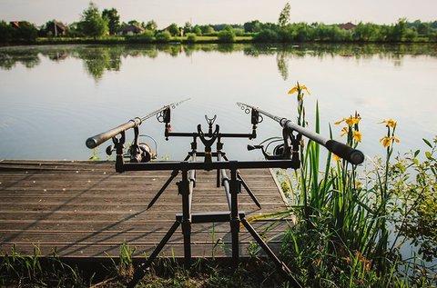Horgászélmény Hövejen foglalt horgászhellyel