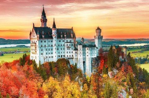 Októberi buszos körutazás a csodás Bajorországban