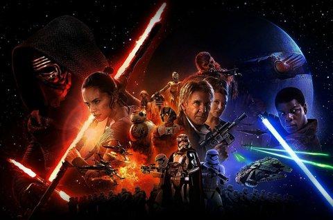 Csillagok háborúja film alapú szabadulós játék