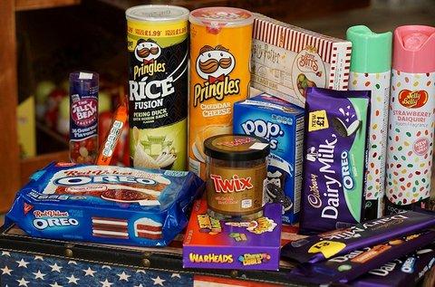 20% kedvezmény az USA Candy termékeire